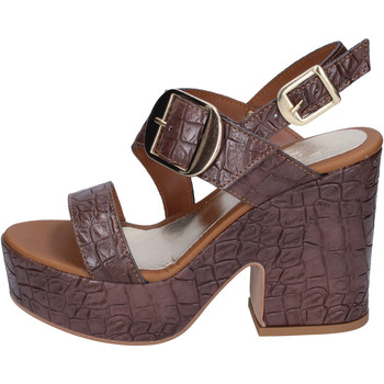 Zapatos Mujer Sandalias Sara Collection BJ924 Marrón