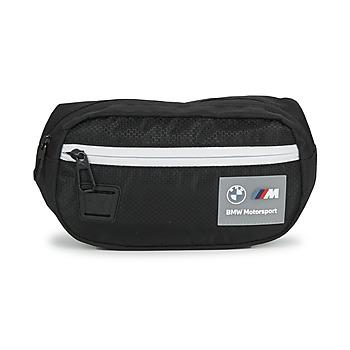Bolsos Hombre Bolso banana Puma BMW M Motorsport Waist Bag Negro