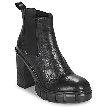 Zapatos Mujer Botines Fru.it CAMILLA Negro