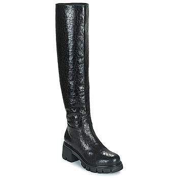 Zapatos Mujer Botas urbanas Fru.it FELINDA Negro