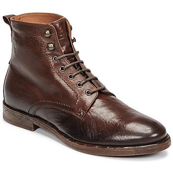 Zapatos Hombre Botas de caña baja Kost MILITANT 67 Cognac