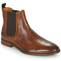 Zapatos Hombre Botas de caña baja Kost CONNOR 39 Cognac