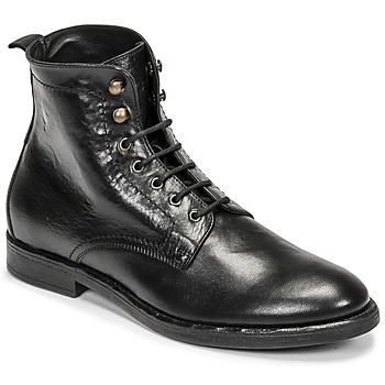 Zapatos Hombre Botas de caña baja Kost MILITANT 67 Negro