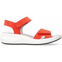 Zapatos Mujer Sandalias Mephisto TANY Rojo
