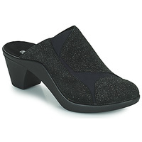 Zapatos Mujer Zuecos (Mules) Romika Westland ST TROPEZ 234 Negro