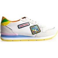 Zapatos Mujer Zapatillas bajas Trussardi  Blanco