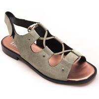 Zapatos Mujer Sandalias Plumers 3352 Verde