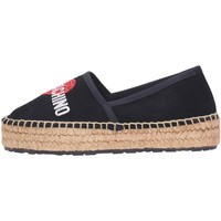 Zapatos Mujer Alpargatas Love Moschino JA10023G1C Multicolore