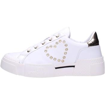Zapatos Mujer Zapatillas bajas Love Moschino JA15425G0C Multicolore