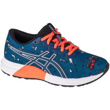 Zapatos Niños Running / trail Asics Gel-Excite 7 GS Bleu