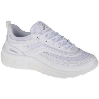 Zapatos Mujer Zapatillas bajas Kappa Squince Blanco