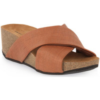 Zapatos Mujer Zuecos (Mules) Frau NERO MATERA Nero