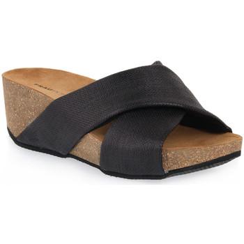 Zapatos Mujer Zuecos (Mules) Frau TERRA MATERA Marrone