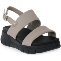 Zapatos Mujer Sandalias Frau TAUPE CLUD Marrone