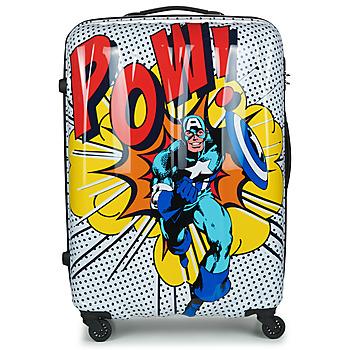Bolsos Valise Rigide American Tourister MARVEL LEGENDS POP ART 77 CM Multicolor