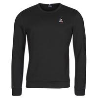 textil Hombre Sudaderas Le Coq Sportif ESS CREW SWEAT N 3 M Negro