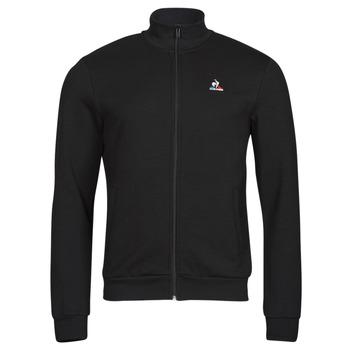 textil Hombre Chaquetas de deporte Le Coq Sportif ESS FZ SWEAT N 3 M Negro