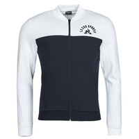 textil Hombre Chaquetas de deporte Le Coq Sportif SAISON 2 FZ SWEAT N 1 Marino / Blanco