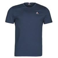 textil Hombre Camisetas manga corta Le Coq Sportif ESS TEE SS N 3 M Marino