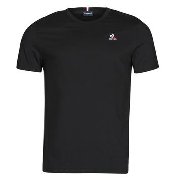 textil Hombre Camisetas manga corta Le Coq Sportif ESS TEE SS N 3 M Negro