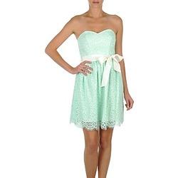 textil Mujer vestidos cortos Morgan RORT Verde