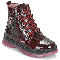 Zapatos Niña Botas de caña baja Pablosky 404167 Burdeo