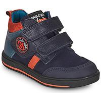 Zapatos Niño Botas de caña baja Pablosky 503523 Azul