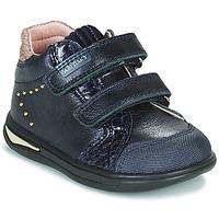 Zapatos Niña Zapatillas altas Pablosky 6122 Marino