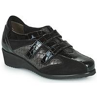 Zapatos Mujer Zapatillas bajas Scholl DOREEN STRAP Negro
