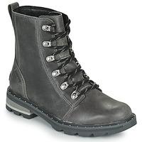 Zapatos Mujer Botas de caña baja Sorel LENNOX LACE Gris