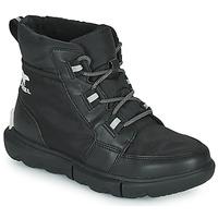 Zapatos Mujer Botas de caña baja Sorel SOREL EXPLORER II CARNIVAL SPORT Negro