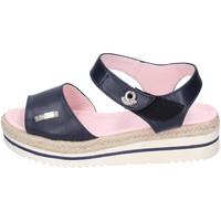 Zapatos Mujer Sandalias Lancetti BJ944 Azul