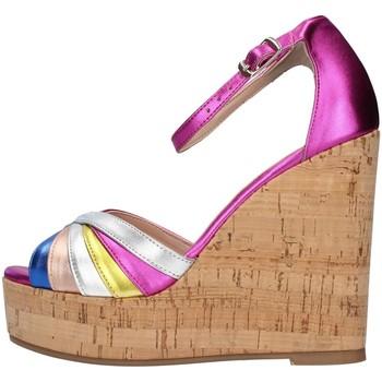 Zapatos Mujer Sandalias L'amour 631 FUCSIA
