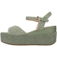 Zapatos Mujer Sandalias Luciano Barachini GL125P VERDE