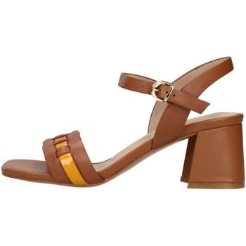 Zapatos Mujer Sandalias Luciano Barachini GL282R CUERO