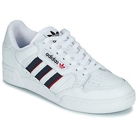 Zapatos Zapatillas bajas adidas Originals CONTINENTAL 80 STRI Blanco / Azul / Rojo