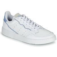 Zapatos Zapatillas bajas adidas Originals SUPERCOURT Blanco / Azul