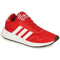 Zapatos Hombre Zapatillas bajas adidas Originals SWIFT RUN X Rojo / Blanco