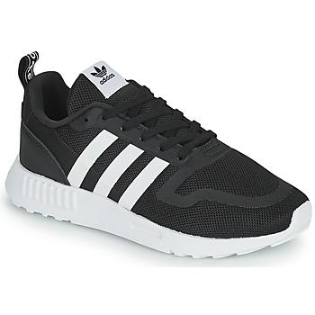 Zapatos Niño Zapatillas bajas adidas Originals MULTIX C Negro / Blanco
