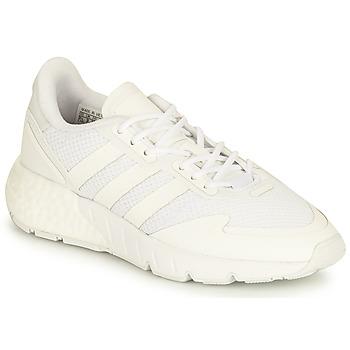 Zapatos Niños Zapatillas bajas adidas Originals ZX 1K BOOST J Blanco