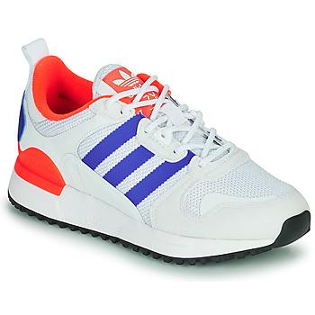 Zapatos Niños Zapatillas bajas adidas Originals ZX 700 HD J Azul / Blanco / Rojo