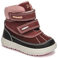 Zapatos Niña Botas de nieve Primigi BARTH 19 GTX Burdeo