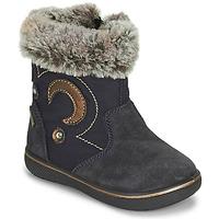 Zapatos Niña Botas de nieve Primigi SNORKY GTX Marino / Marrón