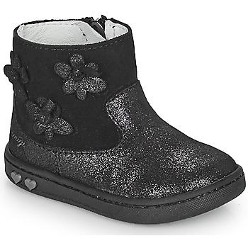 Zapatos Niña Botas de caña baja Primigi BABY LIKE Negro