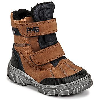 Zapatos Niño Botas de nieve Primigi HIKER GTX Marrón