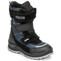 Zapatos Niño Botas de nieve Primigi HANS GTX Negro / Azul