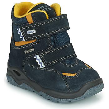 Zapatos Niño Botas de nieve Primigi GARY GTX Marino / Amarillo