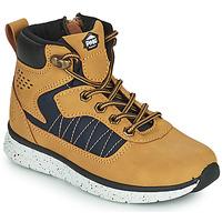 Zapatos Niño Botas de caña baja Primigi B&G TIMBY Cognac
