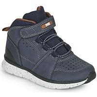 Zapatos Niño Botas de caña baja Primigi B&G TIMBY Marino