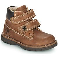 Zapatos Niño Botas de caña baja Primigi PLAY CASUAL Marrón